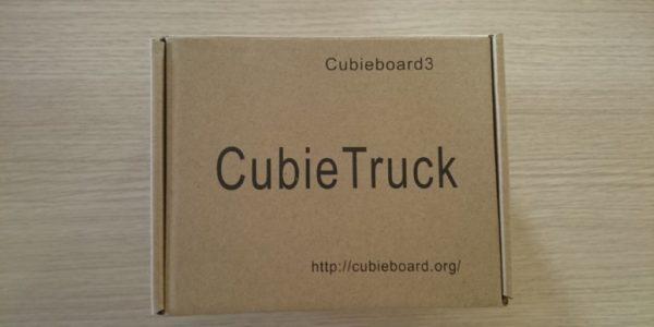Cubieboard 3 Kutu