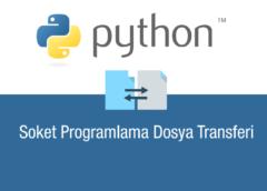 Python İle Dosya Transferi