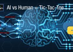 Python ile Yapay Zeka Kullanarak TicTacToe Oyunu Yapalım