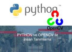 Python OpenCV ve HOG ile Resim Üzerinde İnsan Tanımlama